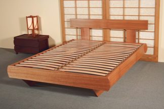 Floating Bed Frame