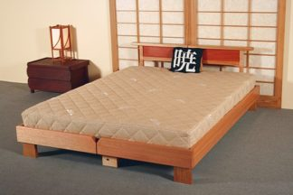 Lounge Bed Frame Angled