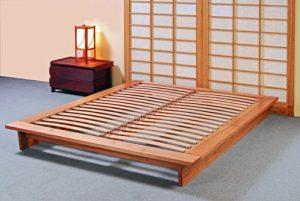 Platform Bed Frame 140