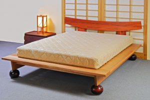 Platform Bed Frame 190 + Large Ball Set