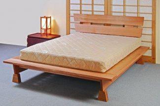 Platform Bed Frame 190 + Tri Block Legs