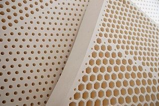 Latex Mattress Honeycomb soft